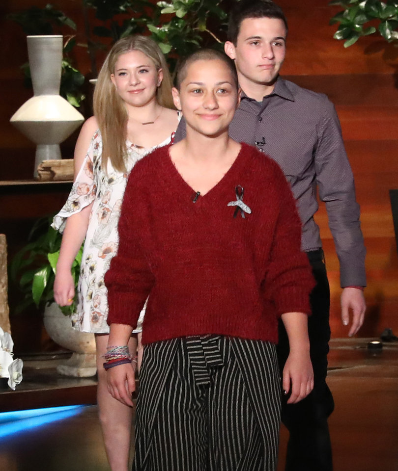 Parkland Florida Shooting Survivor Cameron Kasky Mocks 'Crisis Actor'…