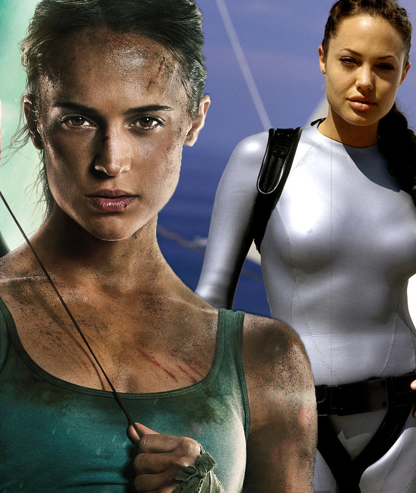 Why the New 'Tomb Raider' Isn't Angelina Jolie's Lara Croft