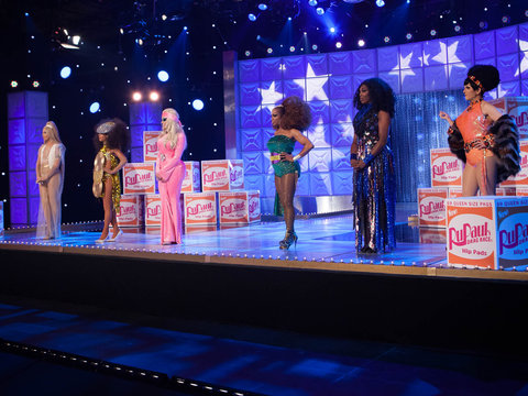 'Drag Race' Star: It 'Sucked' Being Booted by Bebe Zahara Benet