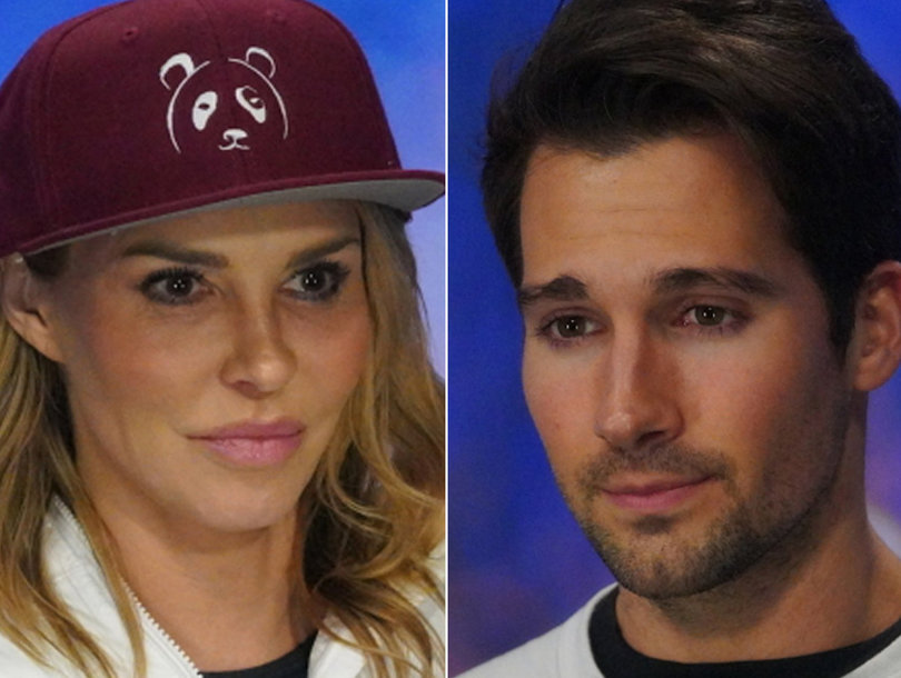 'Celebrity Big Brother' Blowout: Brandi Glanville and James Maslow's Final Fight Is an Absolute Delight