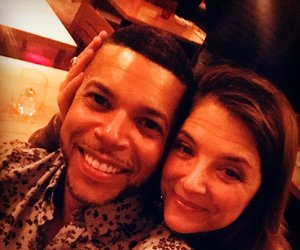 'My So-Called Life' Stars Wilson Cruz and AJ Langer Reunite