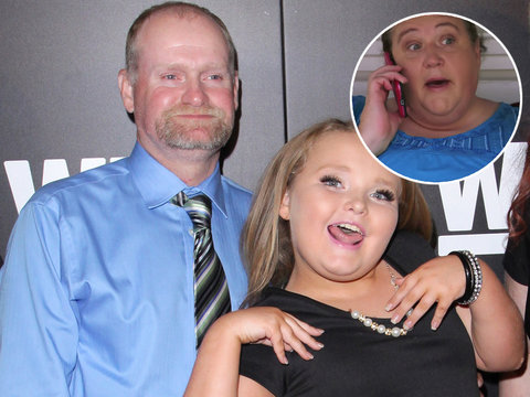 Sugar Bear Learns the Results of His Wife's Secret DNA Test on Honey Boo Boo