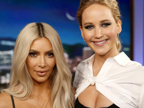 Jennifer Lawrence Opens Up About Her 'One-Sided Friendship' with the Kardashians