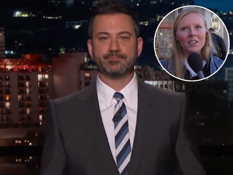 Jimmy Kimmel Asks Clueless Tourists for Their Thoughts on the 'Crisis' in Wakanda