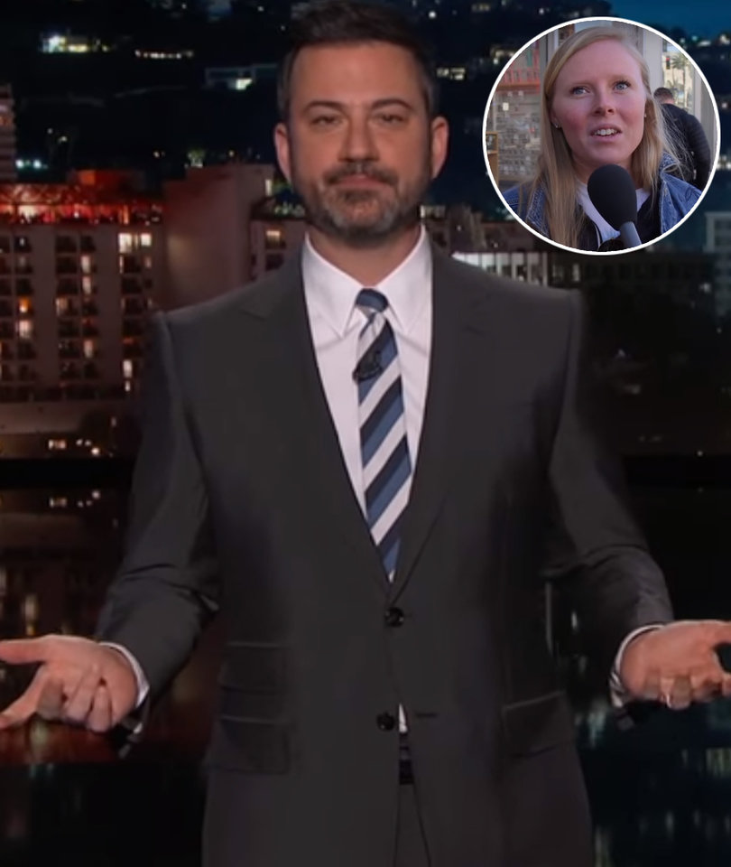 Jimmy Kimmel Asks Clueless Tourists for Their Thoughts on the 'Crisis' in…