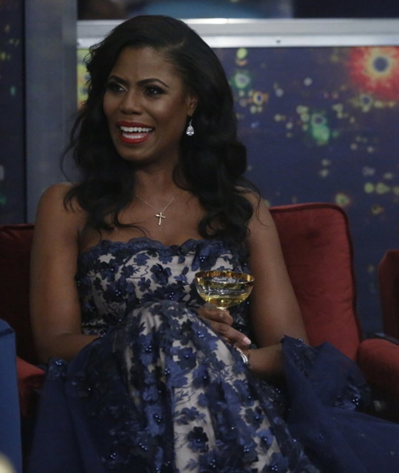 'Celebrity Big Brother' Blowout: Omarosa Plans Tell-All, Calls Trump White…