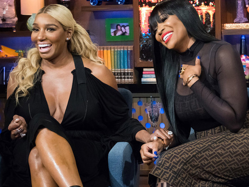 All the Shade NeNe Leakes, Marlo Hampton Threw at 'Real Housewives of Atlanta' on 'WWHL'