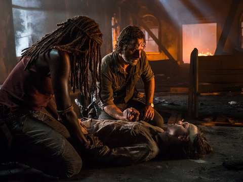 Why It 'Doesn't Look Good' for Rick on 'Walking Dead'