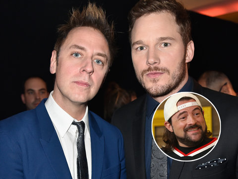 Chris Pratt Is Praying for Kevin Smith and People Are Offended