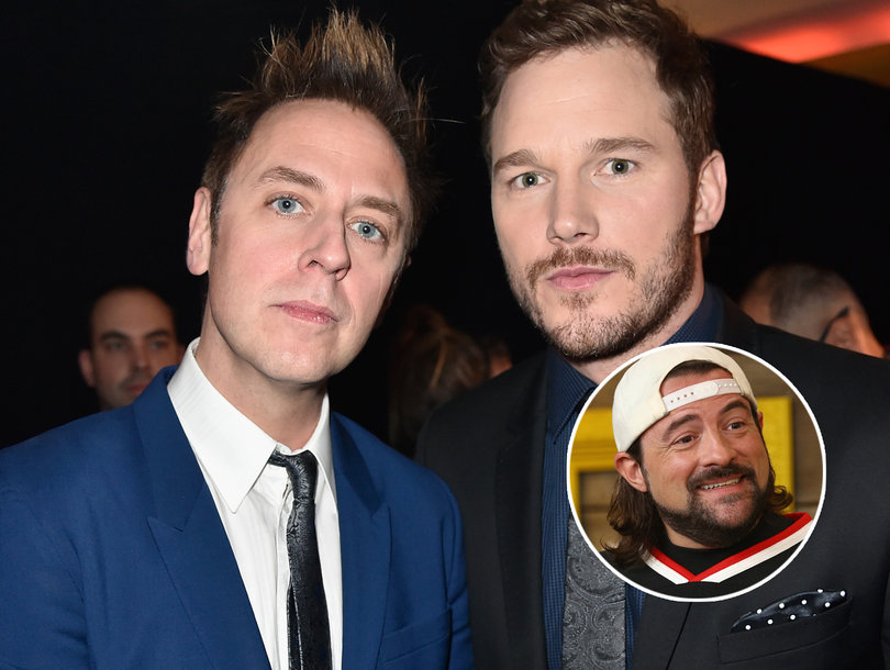 'Guardians of the Galaxy' Director Fires Back at People Complaining Chris Pratt Is Praying for Kevin Smith