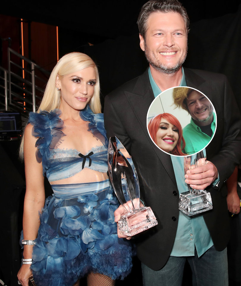 Gwen Stefani and Blake Shelton Dress Up for Apollo's Scooby-Doo Party