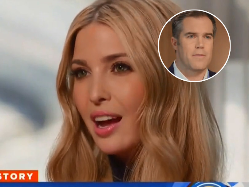 Ivanka Trump Scolds NBC News Reporter for 'Inappropriate Question' in 'Today' Interview