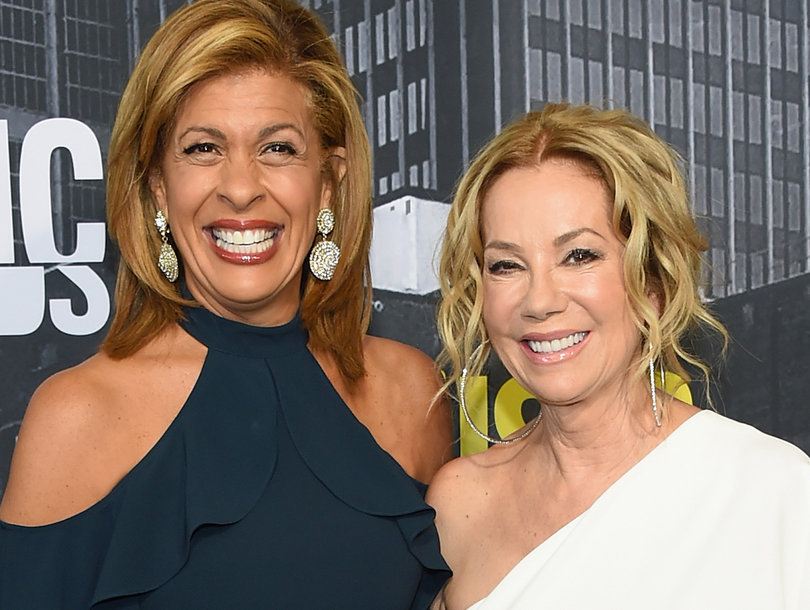 Hoda Kotb and Kathie Lee Gifford Audition for 'The Voice,' Like for Real