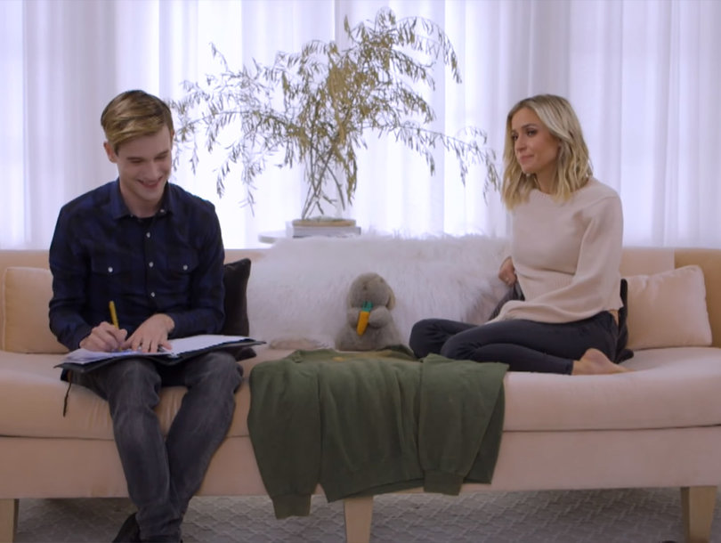 Tyler Henry Connects Kristin Cavallari With Late Brother in Reading He Calls 'One of the Most Intense'