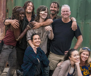 'Walking Dead' Season 8 Candids Prove It's Not All Death and Misery on Set