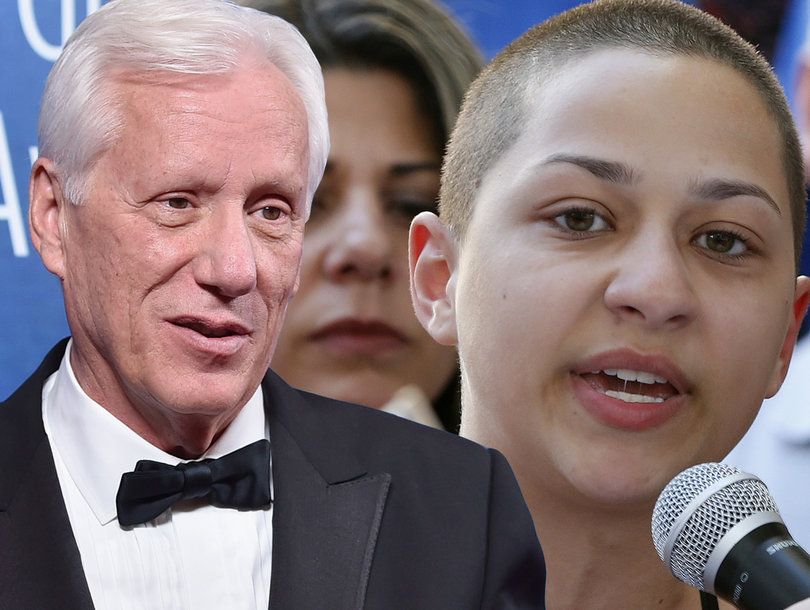 Parkland Florida Shooting Survivor Emma Gonzalez Shuts Down James Woods for Criticizing 'Ellen' Appearance
