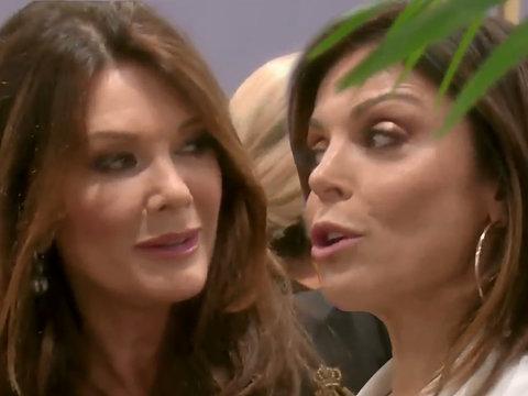 Bethenny Frankel Crashes Beverly Hills Drama During NYFW