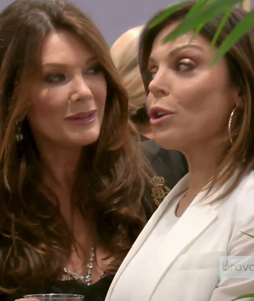 Bethenny Frankel Crashes Beverly Hills Drama During NYFW