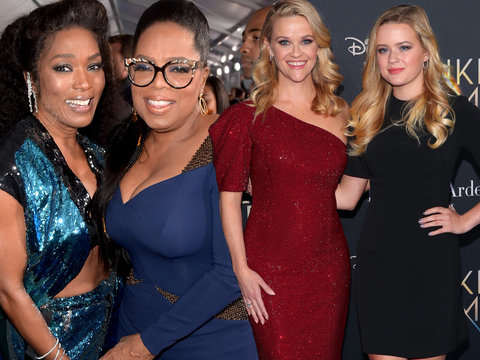 Time Stood Still at Disney's 'A Wrinkle in Time' Premiere