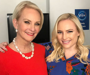 Meghan McCain Puts President Trump on Blast Over 'Hurtful' Comments