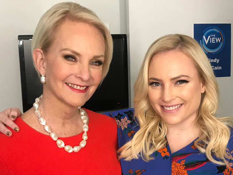 Meghan McCain Puts President Trump on Blast, Calls His Comments on Her Father 'Incredibly Hurtful'