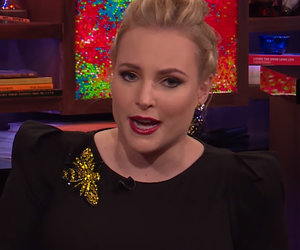 Meghan McCain Shoots Down Rumors of 'Fighting Backstage' at 'The View' on 'WWHL'