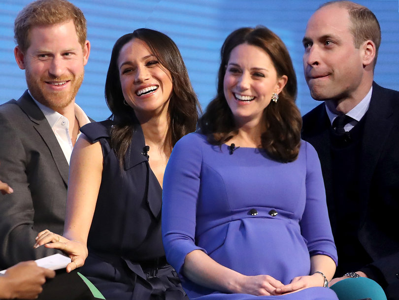Meghan Markle Breaks Royal Protocol by Talking #MeToo at Royal Fab Four's First Public Forum