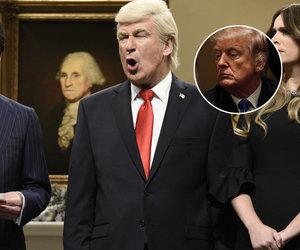 Alec Baldwin Says It's 'Agony' to Portray Trump on 'SNL'
