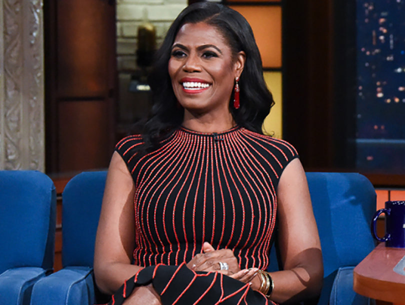 Omarosa Calls Trump's Behavior 'Awful' But Says He's Not Racist and 5 More Morsels From Colbert Interview
