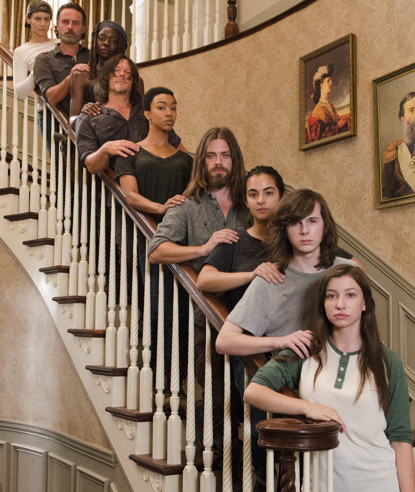 'Walking Dead' Is Probably Headed for a Time Jump and We're On Board