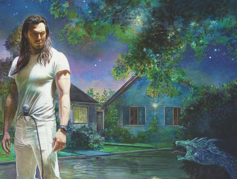The Party Gospel of Andrew W.K. Transcends Music on First Album in 8 Years, 'You're Not Alone'