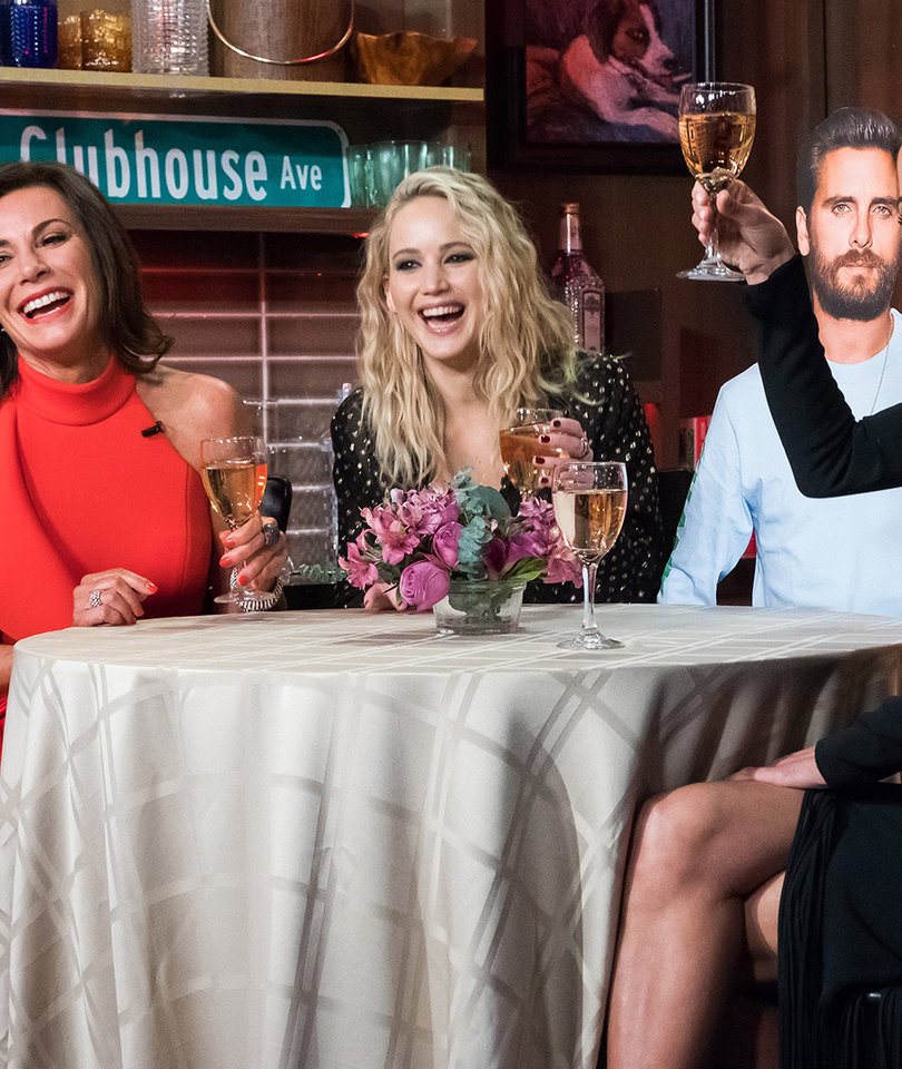Jennifer Lawrence Ranks Kardashians and Gets Epic Surprise on 'WWHL'