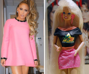 Jennifer Lopez is Transformed into Barbie for 'World of Dance'