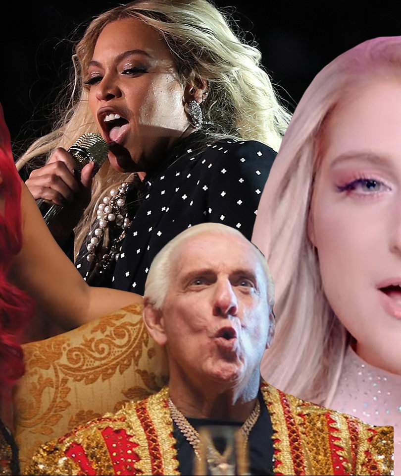 Ric Flair Takes Over #NewMusicFriday and 16 Other Songs You Gotta Hear