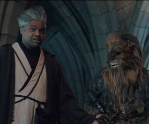 Charles Barkley Can't Talk 'Star Wars' in Unaired Sketch