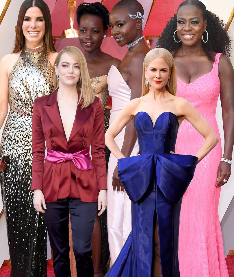 2018 Academy Awards: Every Look from the Red Carpet