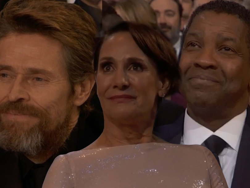 6 Faces of Oscar Shade: See Whose RBF and Side Eye Made the Cut