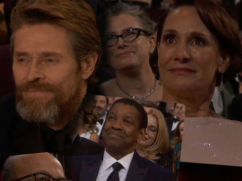 Faces of Oscar Shade: See Whose RBF and Side Eye Made the Cut