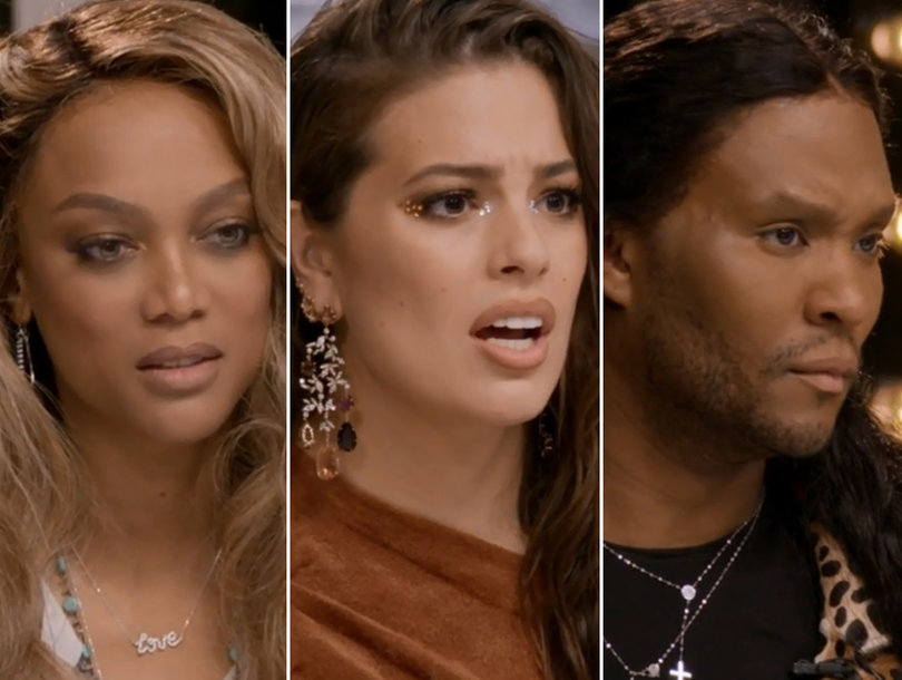 'America's Next Top Model' Meltdown: One Girl Shocks Panel By Dropping Out of Competition