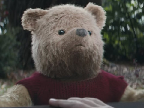 Winnie the Pooh's Back In First Trailer for Disney's 'Christopher Robin' Movie