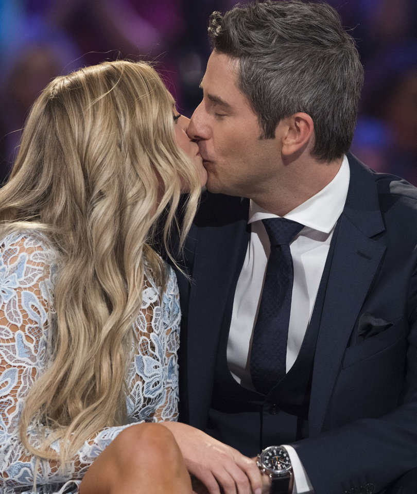 See Lauren Burnham's Ring After Arie Luyendyk Jr. Proposes on 'After the Final…