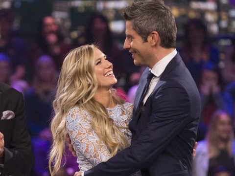 Arie Luyendyk Apologizes, Proposes and Ushers in 'Bachelorette'