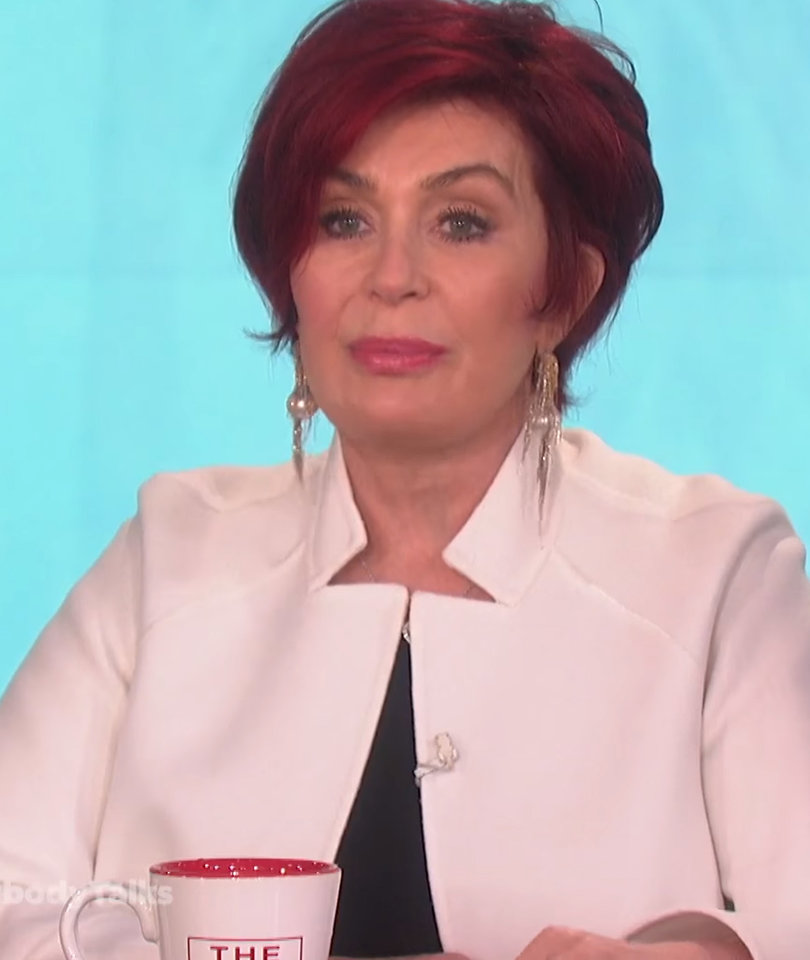Sharon Osbourne Calls Tommy Lee a 'Drunken Bum' Who Needs 'Therapy'