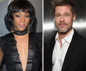 Tiffany Haddish Isn't Dying to Hook Up with Brad Pitt, After All