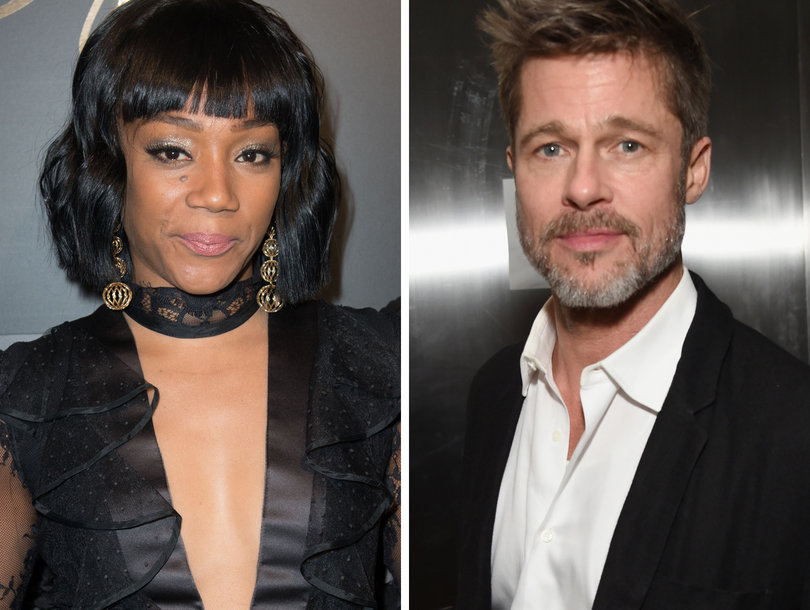 Why Tiffany Haddish Isn't Actually Dying to Hook Up With Brad Pitt, After All