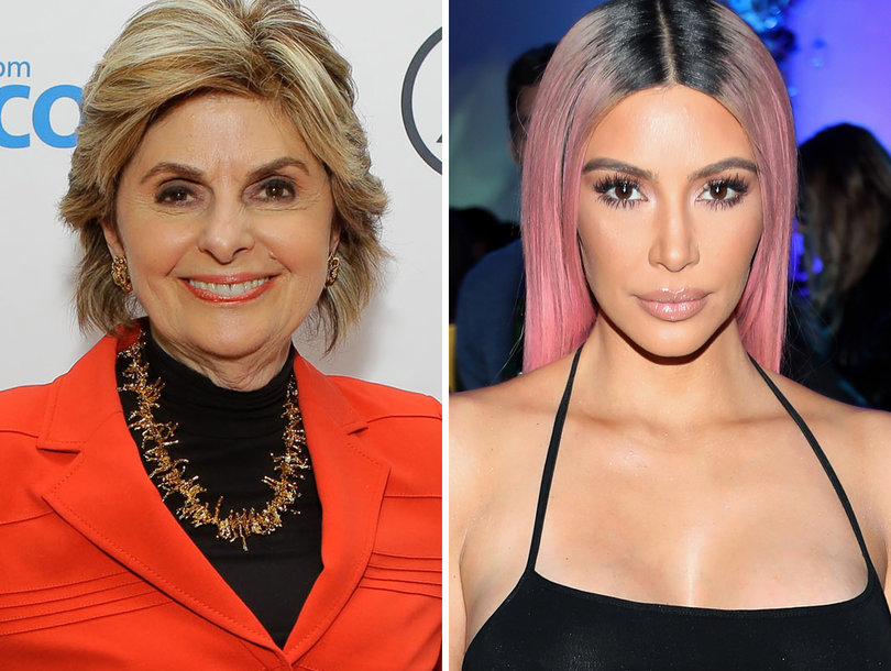 Gloria Allred to Kim Kardashian: Donate Feminist Kimoji Profits, Please