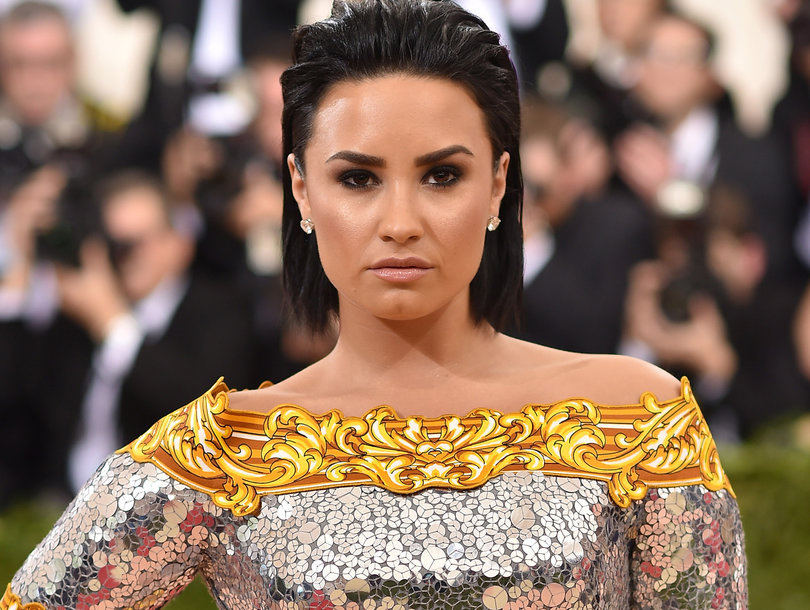 Demi Lovato Says a Certain Celebrity Was a 'Complete Bitch' to Her at the 2016 Met Gala