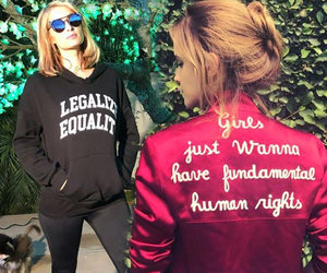 Stars Who Wear Feminism on Their Sleeve in Honor of Women's Day