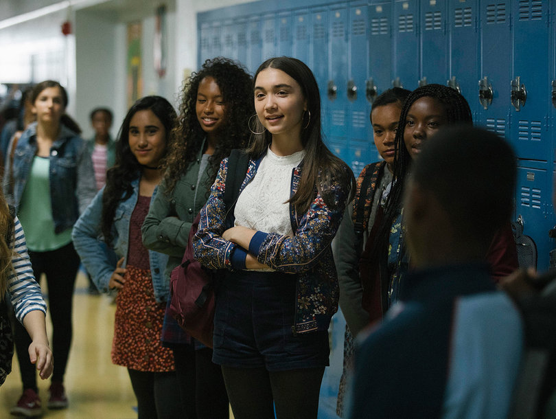 What Rowan Blanchard Learned Shadowing Ava DuVernay on 'A Wrinkle In Time' Set: 'I'll Be Forever Grateful'