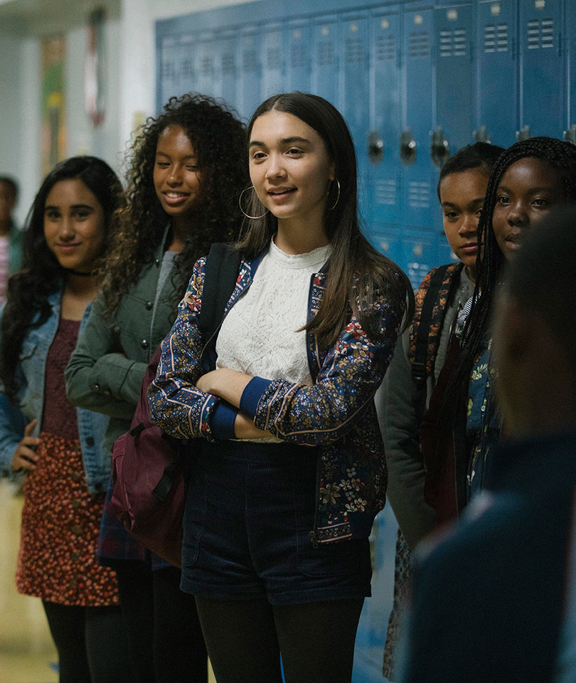 What Rowan Blanchard Learned Shadowing Ava Duvernay on 'A Wrinkle In Time' Set